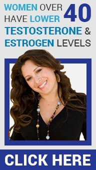 Women Over 40 Have Lower Testosterone & Estrogen Levels